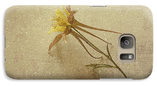Galaxy Case featuring the photograph Dancer Rustica by Linda Olsen