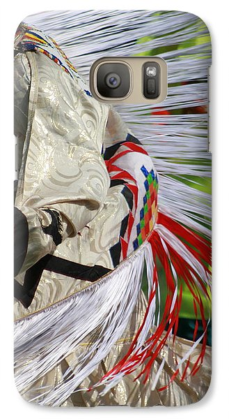 Galaxy Case featuring the photograph Dancing For The Ancestors by Kate Purdy
