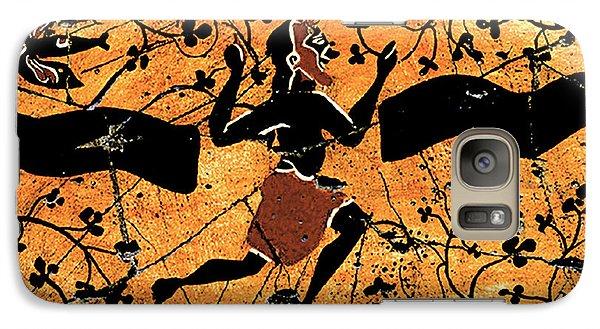Dancing Man - Study No. 1 Galaxy S7 Case