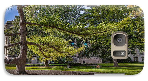 Galaxy Case featuring the photograph Dancing Tree by Ray Congrove