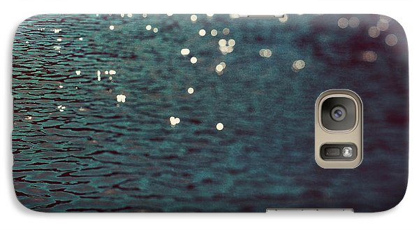 Galaxy Case featuring the photograph Dancing Water by Kim Fearheiley