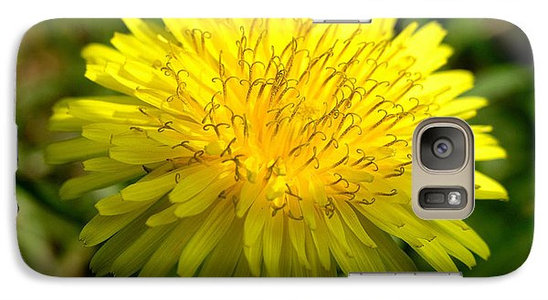 Galaxy Case featuring the digital art Dandelion by Ron Harpham