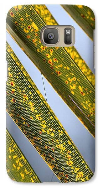 Galaxy Case featuring the photograph Dappled Light by Amy Gallagher