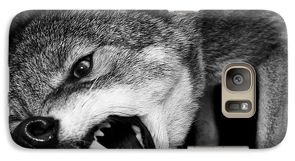 Galaxy Case featuring the photograph Dark Forest by Adam Olsen
