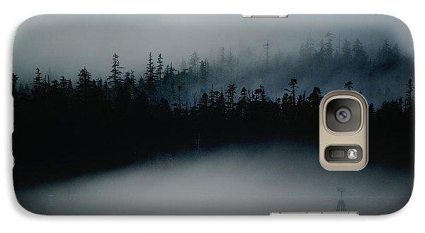 Galaxy Case featuring the photograph Dark Sfumato by Cynthia Lagoudakis