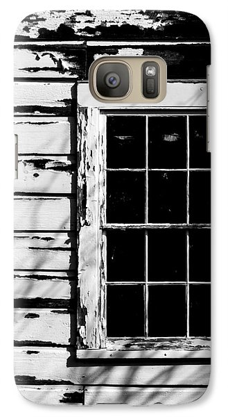 Galaxy Case featuring the photograph Darkness by Beverly Parks