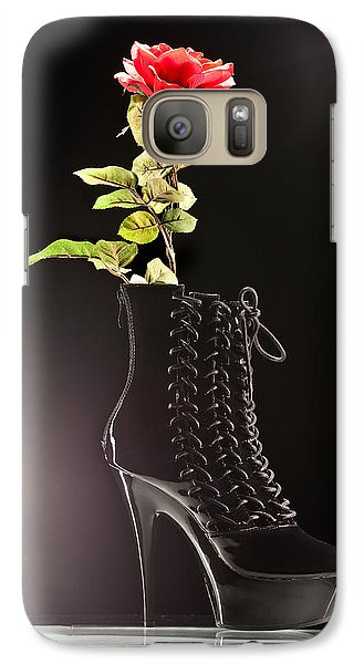 Galaxy Case featuring the photograph Dat Boot by Dario Infini