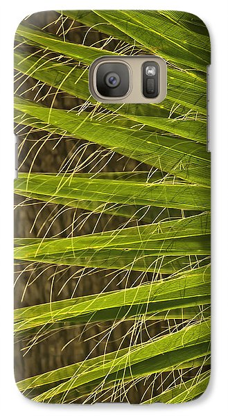 Galaxy Case featuring the photograph Date Palm by Sherri Meyer