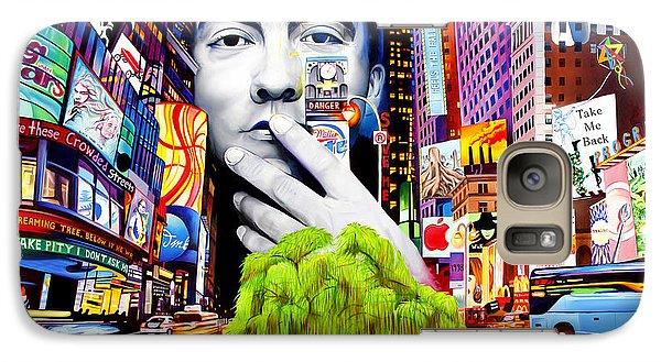 City Scenes Galaxy S7 Case - Dave Matthews Dreaming Tree by Joshua Morton