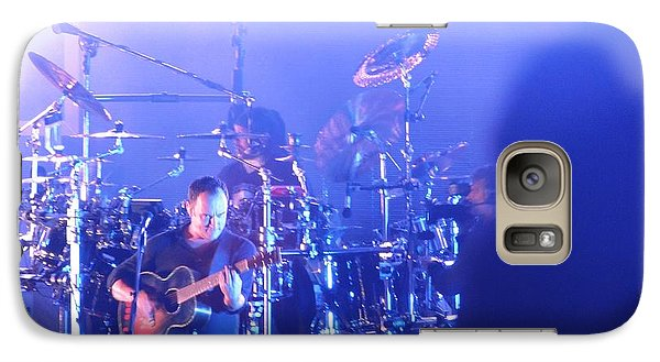 Galaxy Case featuring the photograph Dave Matthews Jamming In Tampa Flordia  by Aaron Martens