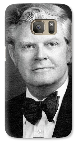 David Allan Bromley Galaxy S7 Case by Emilio Segre Visual Archives/american Institute Of Physics
