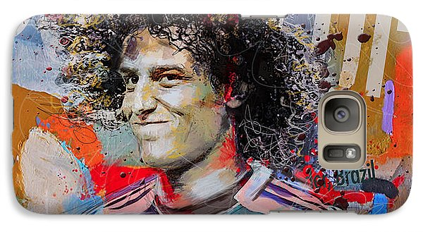 David Luiz Galaxy Case by Corporate Art Task Force