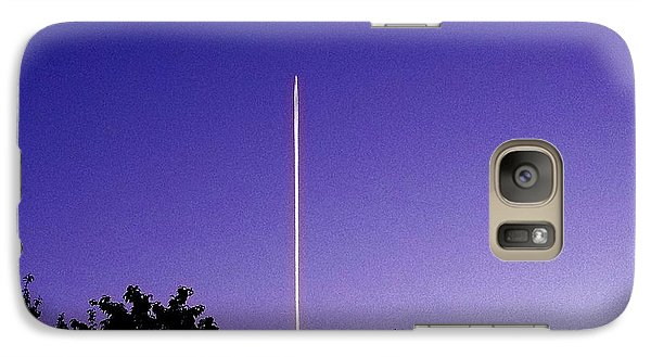 Galaxy Case featuring the photograph Dawn Escape by Andy Heavens