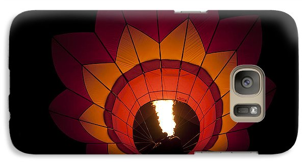 Galaxy Case featuring the photograph Dawn Light by Lula Adams
