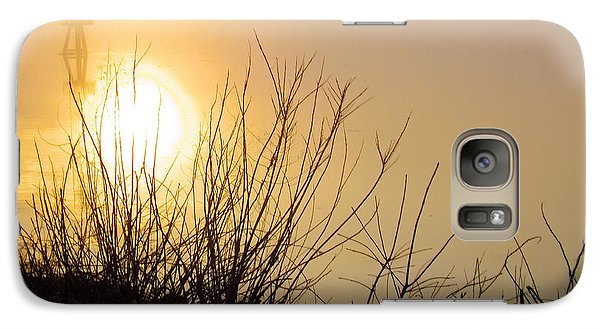 Galaxy Case featuring the photograph Dawn Of A New Day by Robyn King