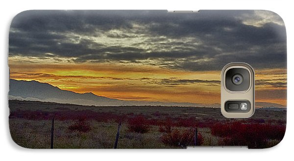 Galaxy Case featuring the photograph Dawns Early Light 1 by Joseph Hollingsworth