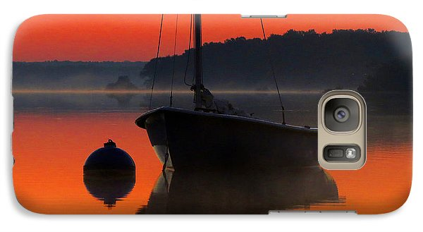 Galaxy Case featuring the photograph Dawn's Light by Dianne Cowen