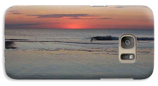 Galaxy Case featuring the photograph Dawn's Light by Robert Banach