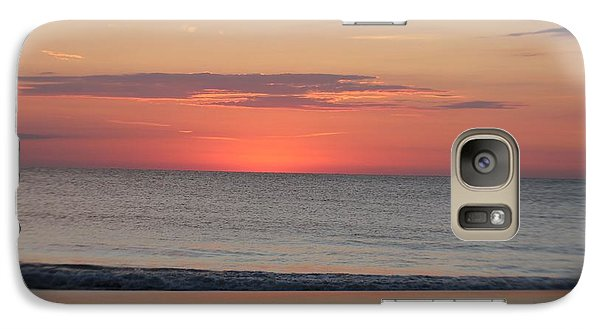 Galaxy Case featuring the photograph Dawn's Spreading Light by Robert Banach