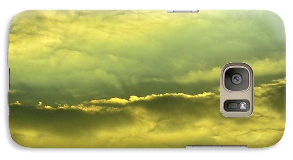 Galaxy Case featuring the photograph Day Is Done by Joy Hardee