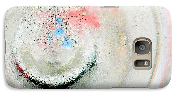 Galaxy Case featuring the photograph Day Mix With Sun by Joy Angeloff
