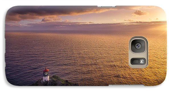Galaxy Case featuring the photograph Daybreak by Hawaii  Fine Art Photography