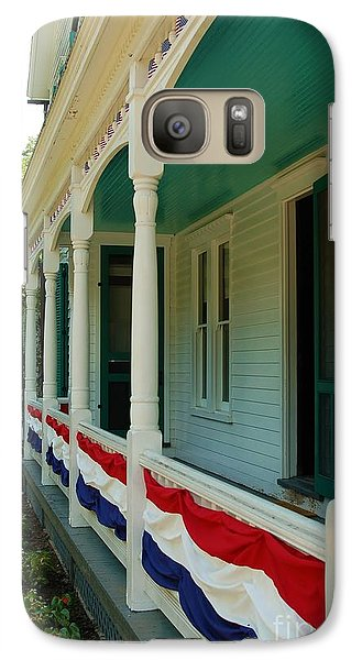 Galaxy Case featuring the photograph Days Gone By by Patrick Shupert