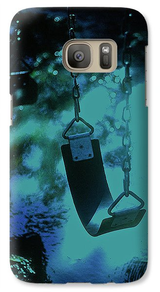 Galaxy Case featuring the photograph Days by Michael Nowotny