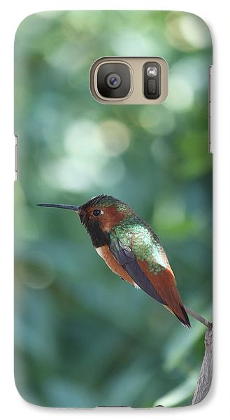 Galaxy Case featuring the photograph Dazzling Gem by Amy Gallagher