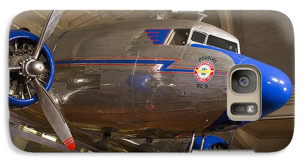 Galaxy Case featuring the photograph Dc-3 by Jim West
