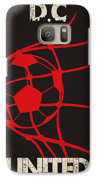 Dc United Goal Galaxy Case by Joe Hamilton
