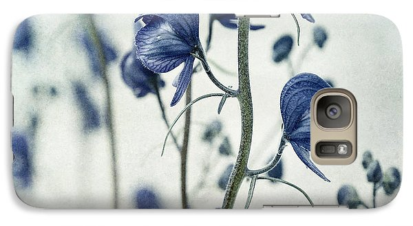 Flowers Galaxy S7 Case - Deadly Beauty by Priska Wettstein
