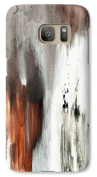 Galaxy Case featuring the painting Deathless by Christine Ricker Brandt