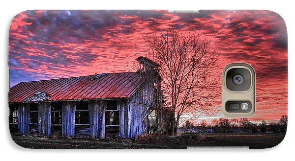 Galaxy Case featuring the photograph December At Bristol Park by Jaki Miller