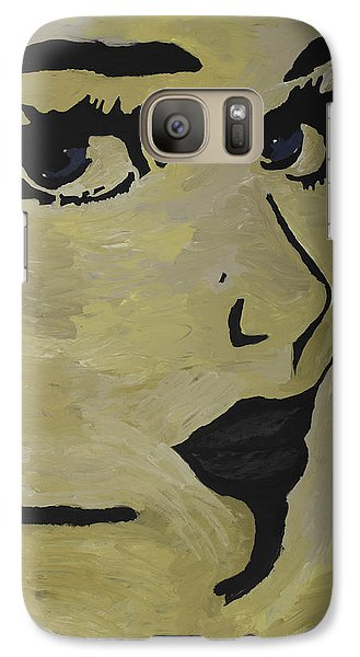 Galaxy Case featuring the painting Candy by Kurt Olson