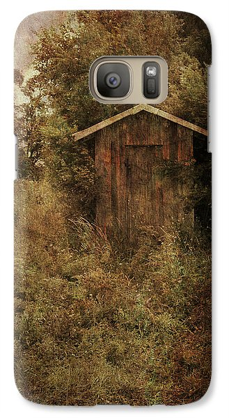 Galaxy Case featuring the photograph Decrepitude 2 by Cynthia Lassiter