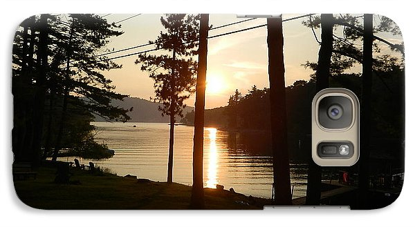 Galaxy Case featuring the photograph Deep Creek Lake Park Md by Emmy Marie Vickers