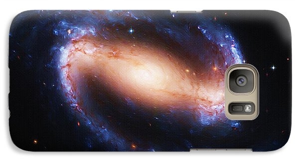 Deep Space Galaxy Case by Ayse Deniz