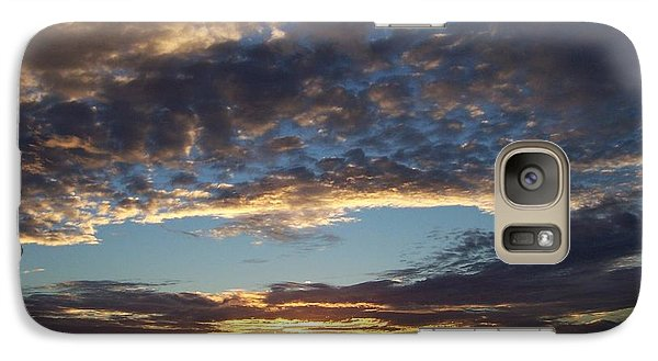 Galaxy Case featuring the photograph Deep Thought by Christine Drake