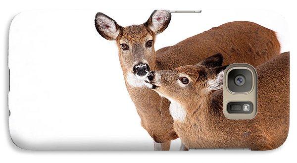 Deer Kisses Galaxy S7 Case