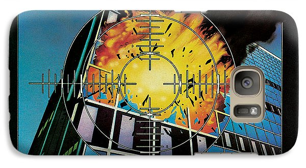 Def Leppard - Pyromania 1983 Galaxy Case by Epic Rights