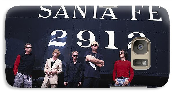 Def Leppard - Santa Fe 1999 Galaxy Case by Epic Rights