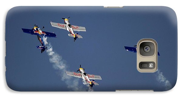 Galaxy Case featuring the photograph Defying Law Of Gravity by Ramabhadran Thirupattur