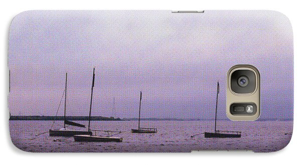 Galaxy Case featuring the photograph Delaware Harbor by David Jackson