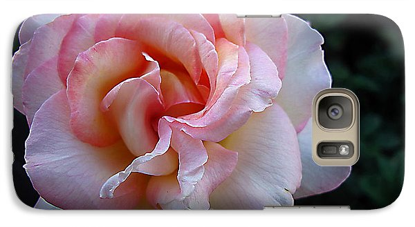 Galaxy Case featuring the photograph Delicate Pink by Joyce Dickens