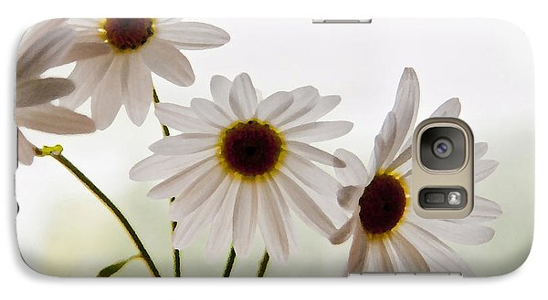 Galaxy Case featuring the photograph Delicate by Terri Harper