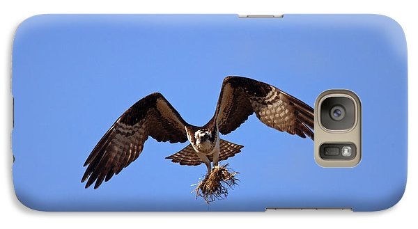 Osprey Galaxy S7 Case - Delivery By Air by Mike  Dawson