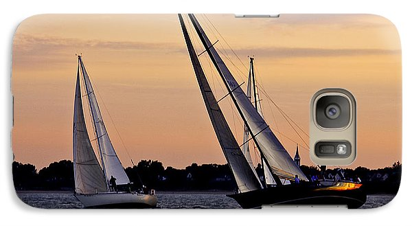 Galaxy Case featuring the photograph Denali At Speed by Michael Nowotny