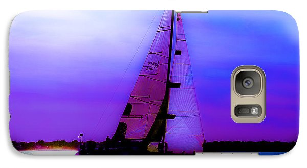 Galaxy Case featuring the photograph Denali by Michael Nowotny