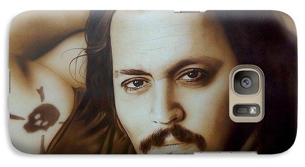 Depp II  Galaxy S7 Case